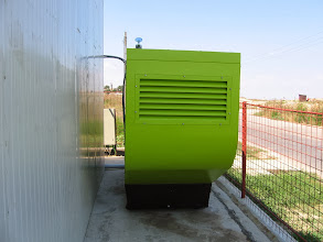 Photo: Generator Volvo 167 kva, Frigorifer, Constanta
