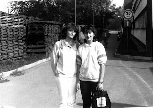 Photo: Soustředění Písek 1984