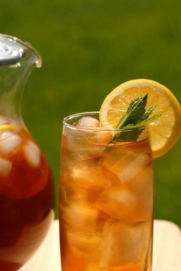 Minty Iced Tea Recipe