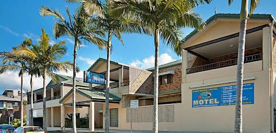 Byron Bay Side Central Motel
