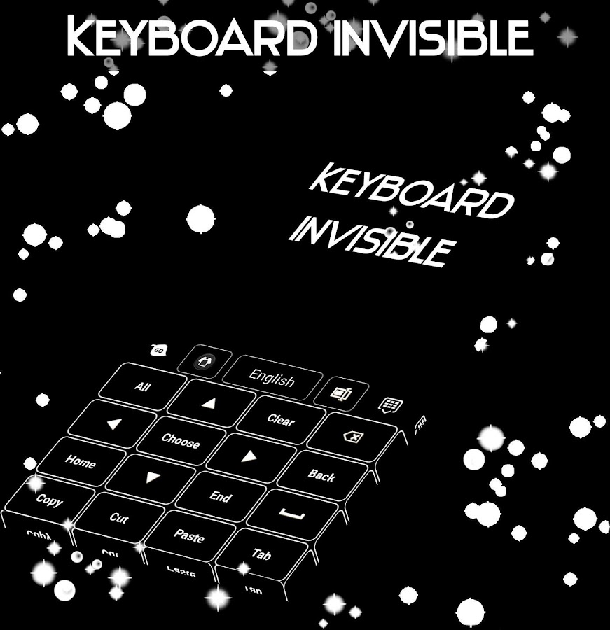 invisible keyboard screenshot