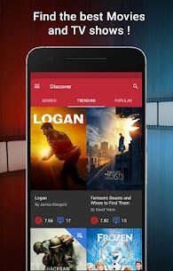 CineTrak: Your Movie and TV Show Diary  App Download For Android and iPhone 1