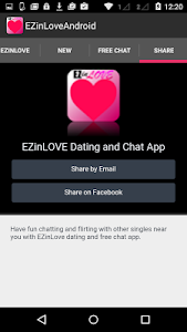 Chat, Flirt & Dating EZinLove screenshot 3