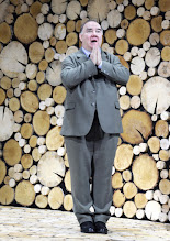 Photo: Wien/ Theater in der Josefstadt: AUSGELÖSCHT von Thomas Bernhard. Premiere: 25.2.2016. Inszenierung: Oliver Reese. Udo Samel. Copyright: Barbara Zeininger