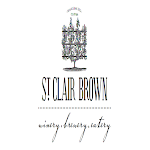 Logo for St Clair Brown Winery & Brewery