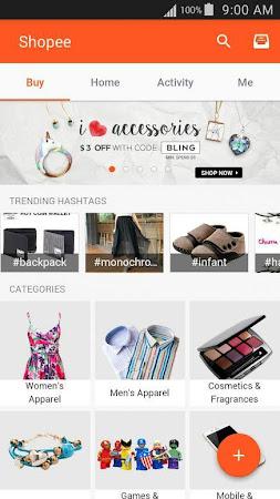Shopee: Buy and Sell on Mobile 2.2.34 screenshot 388329