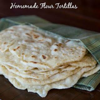 Flour Tortilla Dessert Recipes.
