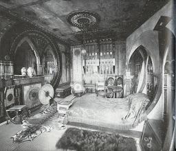 Photo: 1901 bedroom by Bugatti