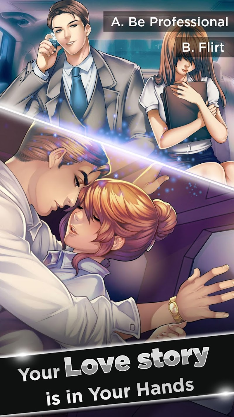 Is-it Love? Ryan: Choose your story – Otome Games Screenshot 0