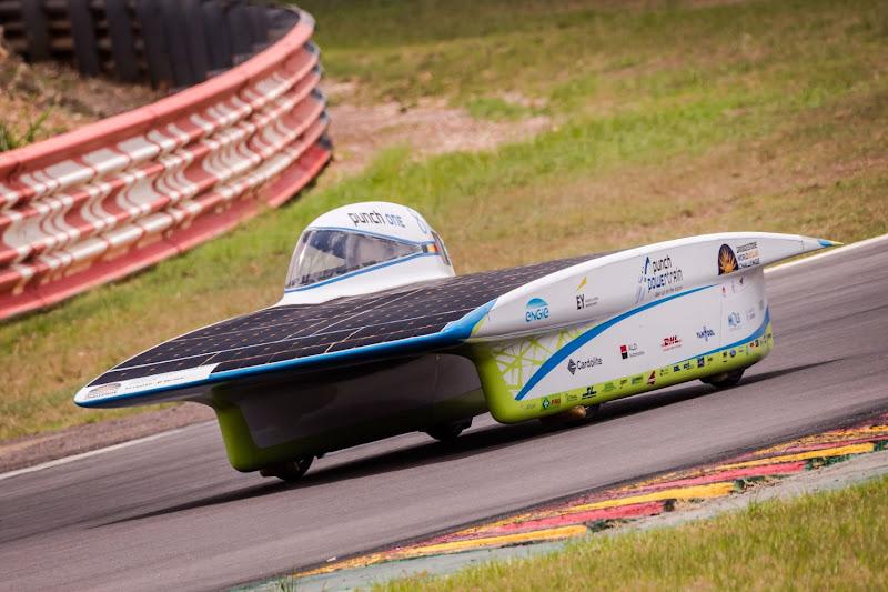 Bridgestone World Solar Challenge 2015