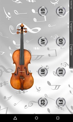 仮想バイオリン