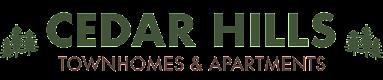 Cedar Hills Apartments Homepage