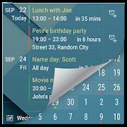 App Calendar Widget Month + Agenda APK for Windows Phone