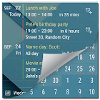 Calendrier Widget icon