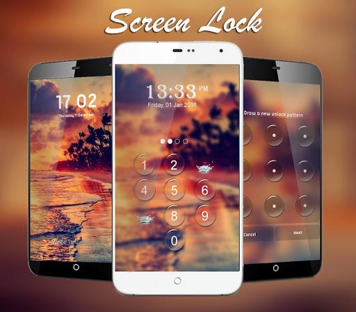Screen Lock Security