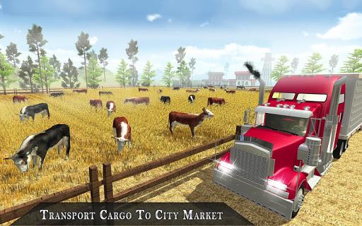 Farmer's Tractor Farming Simulator 2018 1.2 screenshots 6