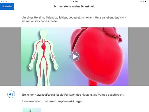 Herzinsuffizienz screenshot 3