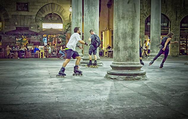 Free street sport activity