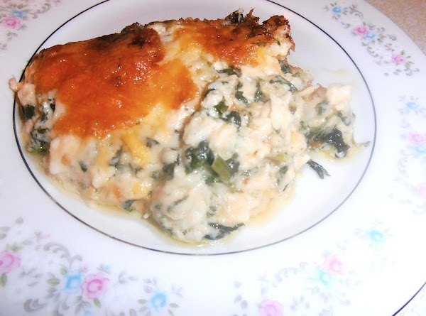 Bridgitte's Crab & Spinach Au Gratin Recipe