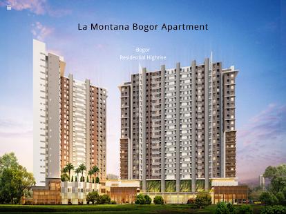 La Montana Bogor Apartment Screenshot