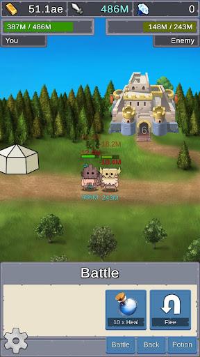 Idle Crusader 0.0.18 screenshots 3