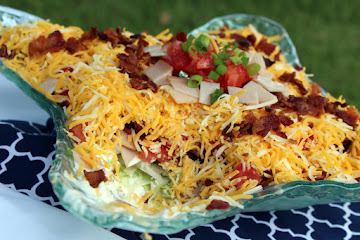Club Blt Dip Brandy's Way Recipe