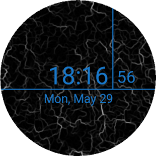 Notro Watch Face - náhled