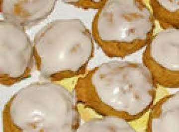 Melt in your mouth Pumpkin Spice Cookies
