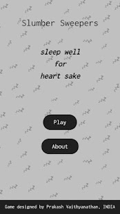 Slumber Sweepers Game Screenshot
