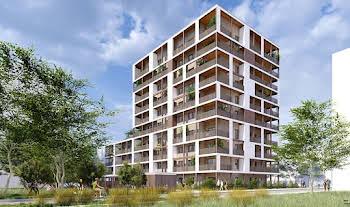Appartement 3 pièces 60,8 m2