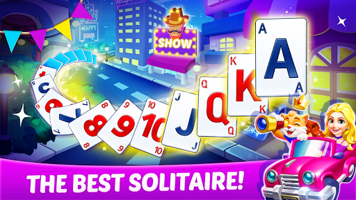 Solitaire Genies - Solitaire Classic Card Games modavailable screenshots 1