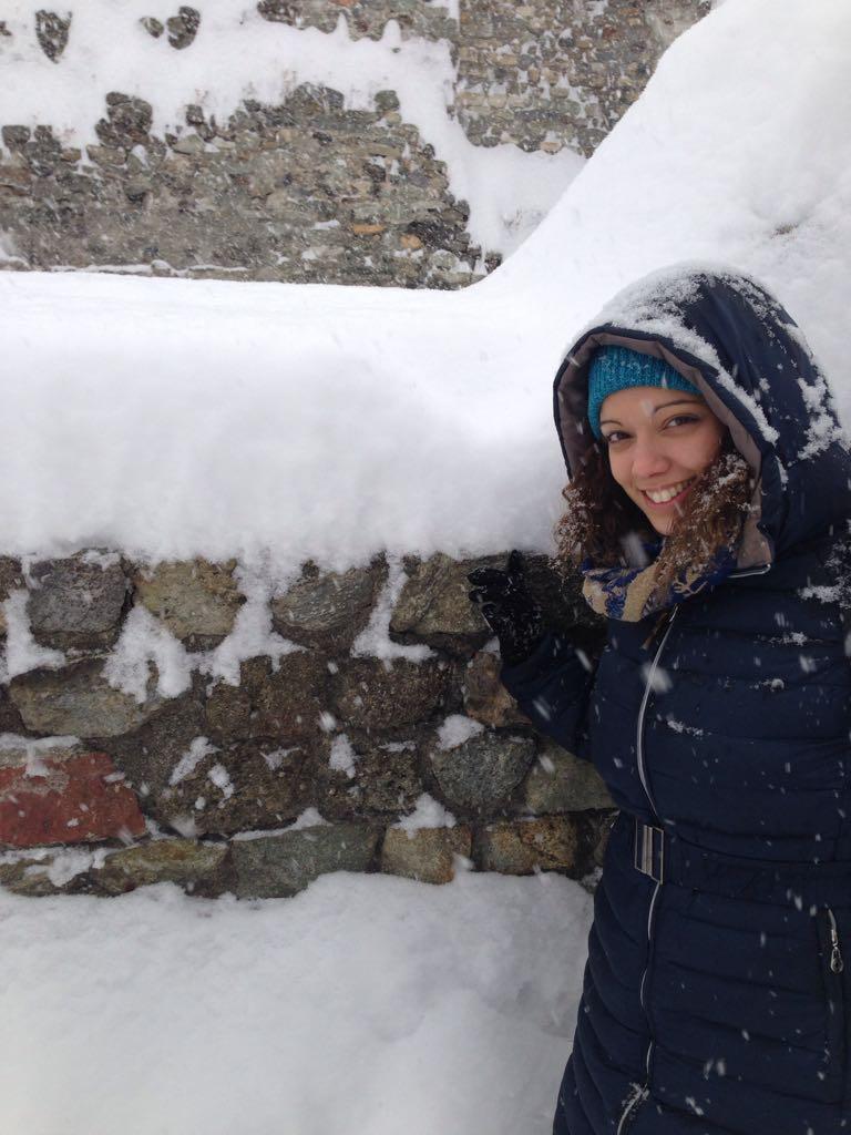 Neve alla mia altezza di serena9024