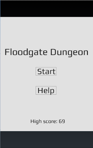 android FloodGate Dungeon Screenshot 0