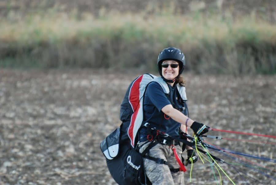 Club pilot paraglider tuition, finally a bit cooler and some great flying