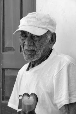 anziano capoverdiano di smpaint