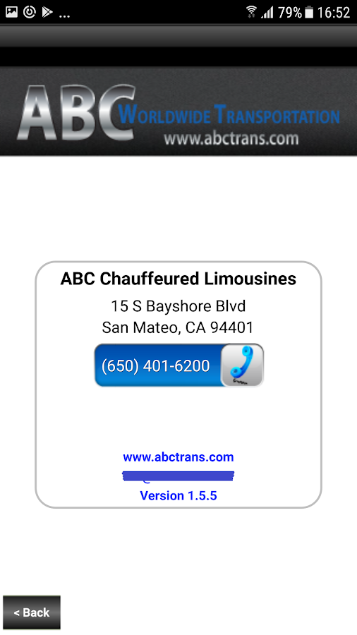 ABCTRANS Mobile- screenshot