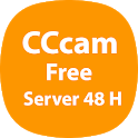 CCcam for 48 hours Renewed icon