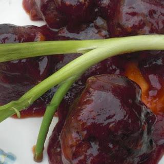 Best Cocktail Meatballs.