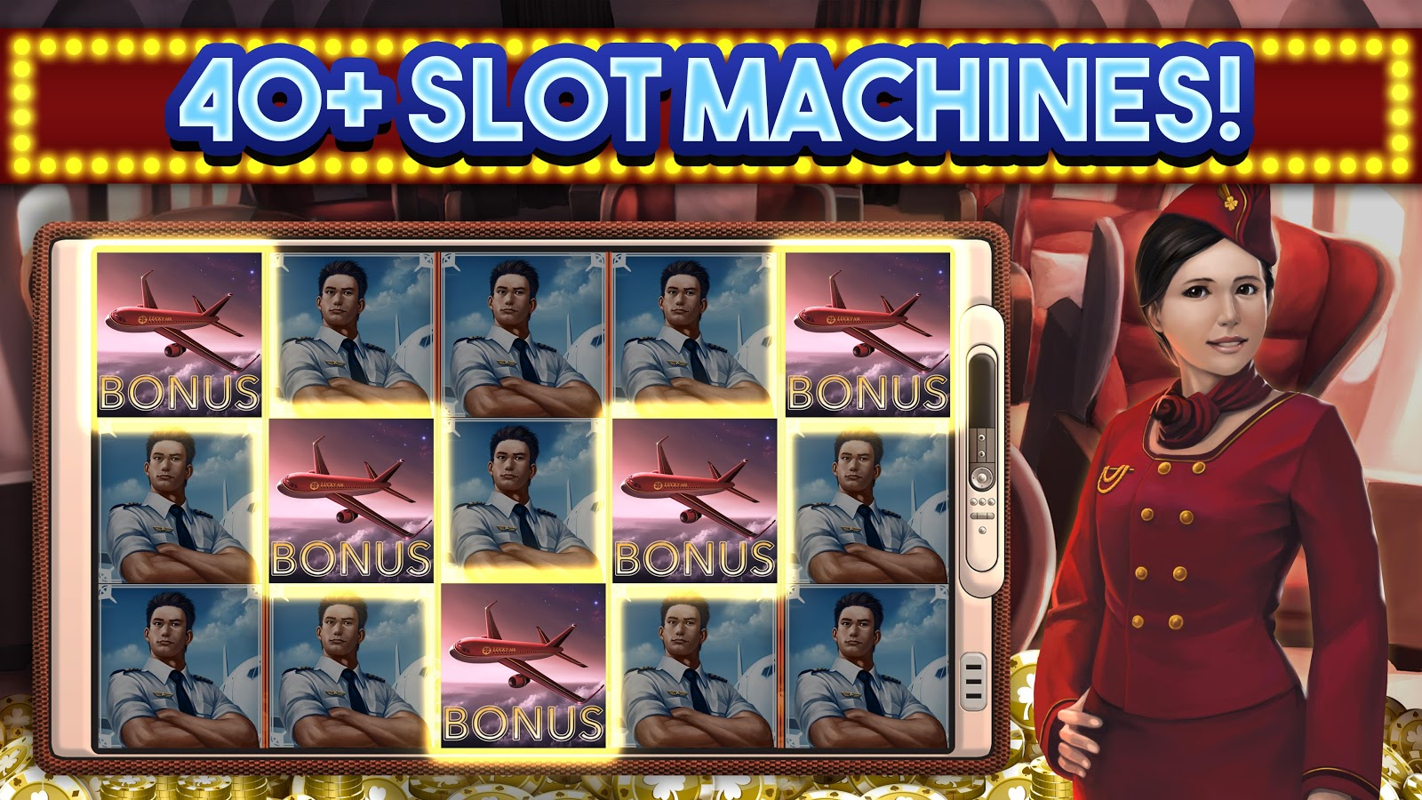 Slot-O-Matic Slot Machine - Play Now for Free or Real Money
