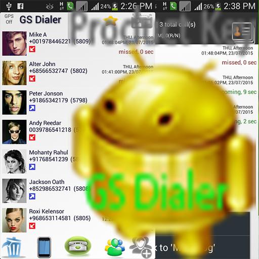 GS Dialer Key