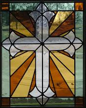 Photo: Fleur de lis cross