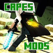 App Icon for Capes Mods and Addons App in Czech Republic Google Play Store
