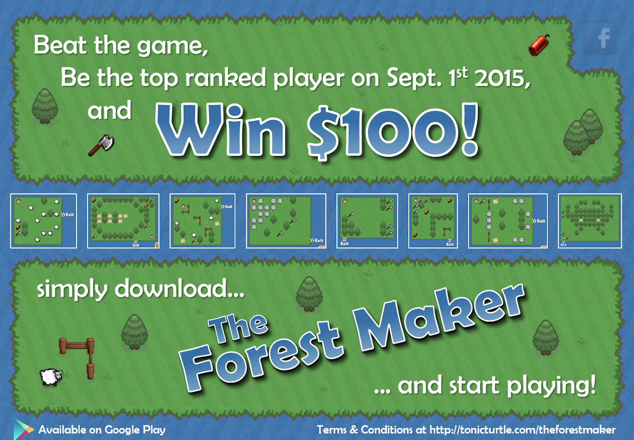The Forest Maker Trial Version - screenshot