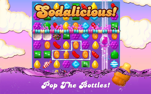 Candy Crush Soda Saga poster