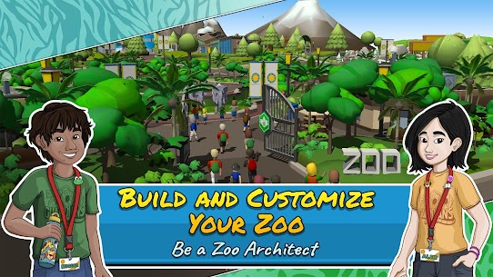 Zoo Guardians MOD (Unlimited Purchase) 2