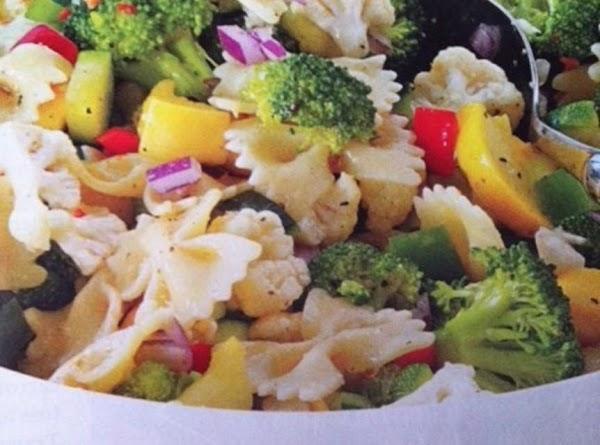 My Summer Pasta Salad Recipe