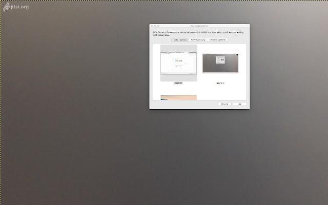 ODA Desktop Screenshare