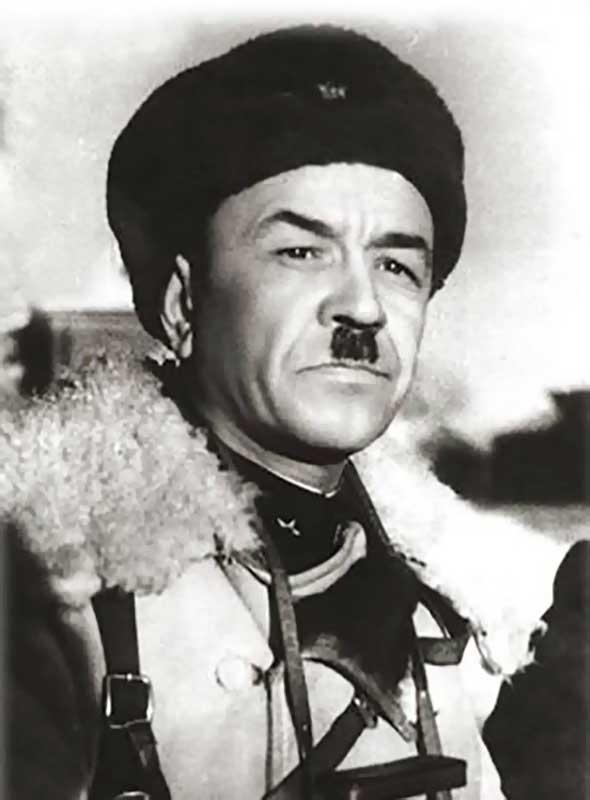Панфилов И.В. - командир 316 сд