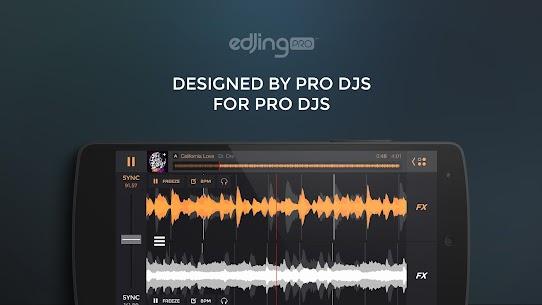 Edjing PRO LE – Music DJ mixer Mod 1.06.01 Apk [Unlocked] 1