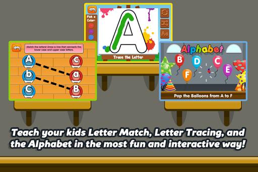 Preschool Spelling Games